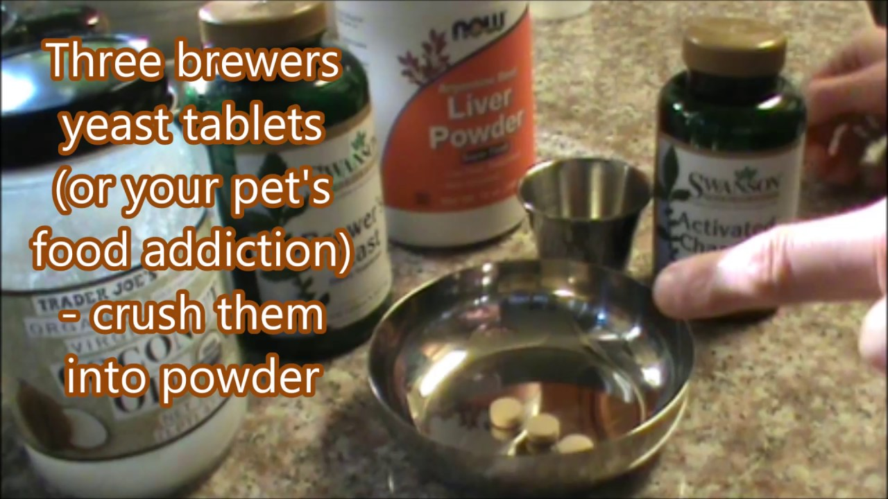 Activated Charcoal Paste For Cats Youtube