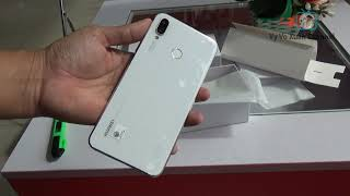 Unboxing Huawei Nova 3i Pearl White color