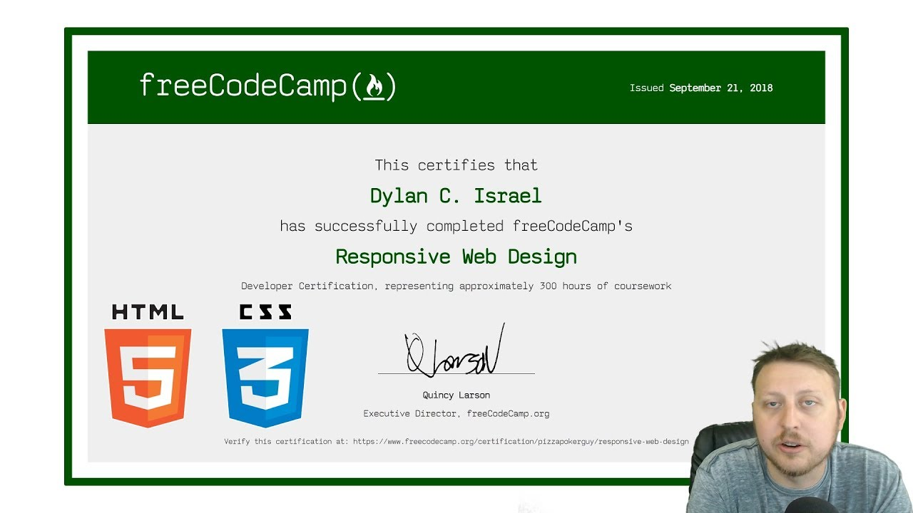 Responsive Web Design Certification Review Freecodecamp