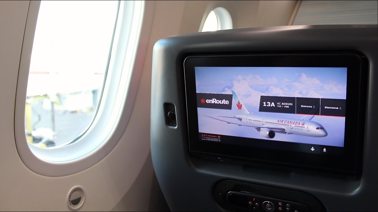 Air Canada Premium Economy Class On Boeing 787 9 From Toronto To Vancouver Flight 101 Trip Report