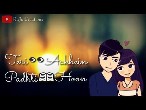 kaun-tujhe-palak-amaal-malik-whatsapp-video-status-by-raja-creationz