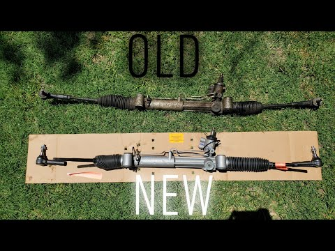 How to Replace Your Car's Steering Rack! *2006 Chrysler 300*