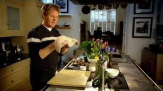 Tandoori Halibut With Raita - Gordon Ramsay