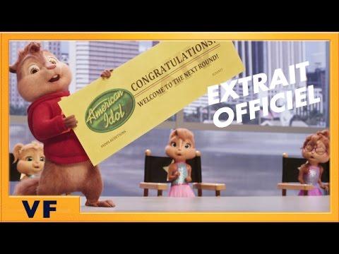 Alvin et les Chipmunks : À fond la caisse - Extrait Tu vas à Hollywood [Officiel] VF HD streaming vf