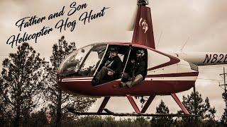 Lepek Father/Son Helicopter Hog Hunt