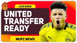Man Utd Confirm Funds For Sancho Transfer! Man Utd News Now