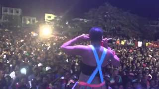 Rutshelle Guillaume live at Festival Jacmel 2015
