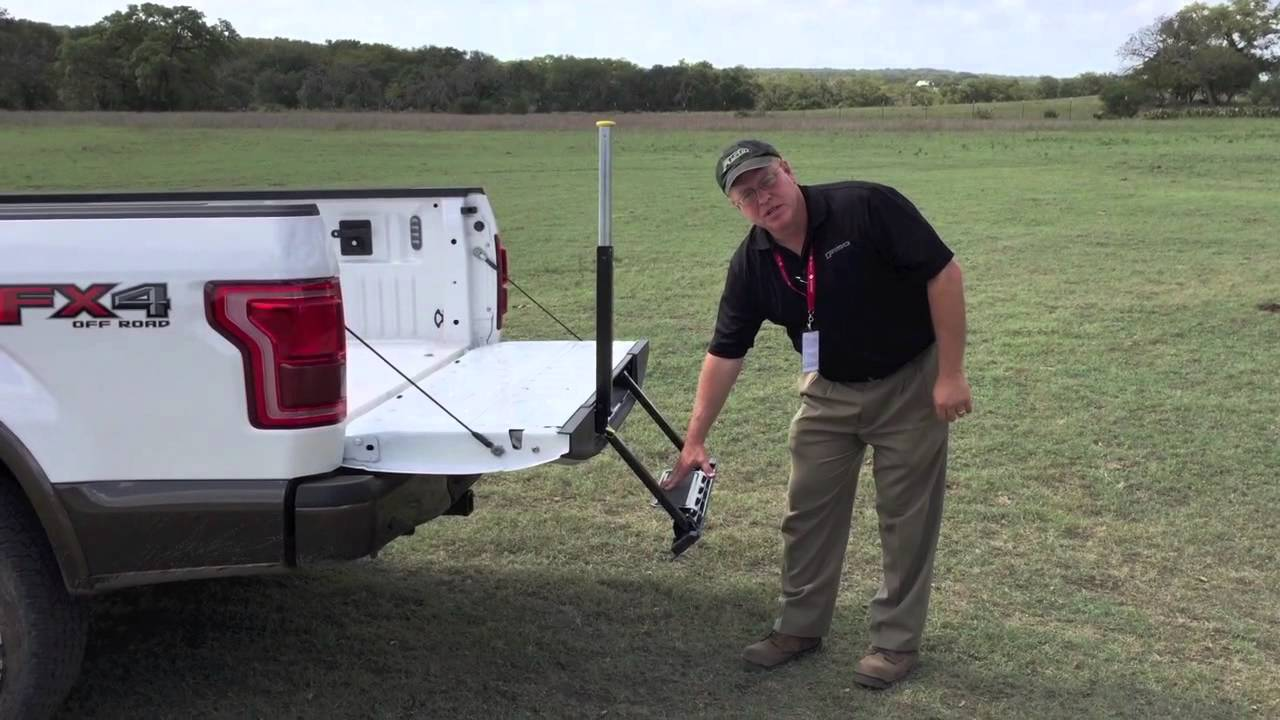 2015 Ford F 150 Tailgate Step Demonstration Youtube