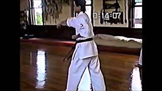 Kaicho Isao Kise Pinan Shodan