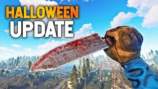This new HALLOWEEN UPDATE is Awesome - Rust