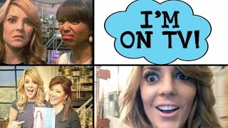 SaturDIARY: I'M ON TV // Grace Helbig Thumbnail