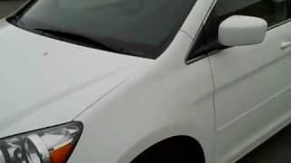 2083 - 2005 Honda Odyssey EX White 55k Forrest Motors