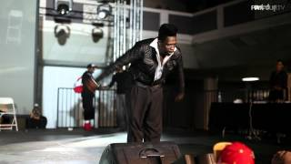 Flat Top Popping Showcase | KOD USA 2012 | Funk'd Up TV