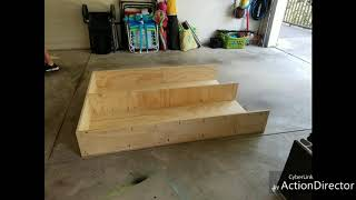Truck bed drawers diy project complete $300