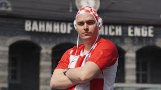 Vedran Ćorluka + Croatia + Water Polo = FIFA Museum?