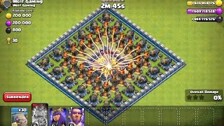 Clash of Clans Most Satisfying Video. Clash of Clans :: COC | Wolf Gaming | Clash a rama