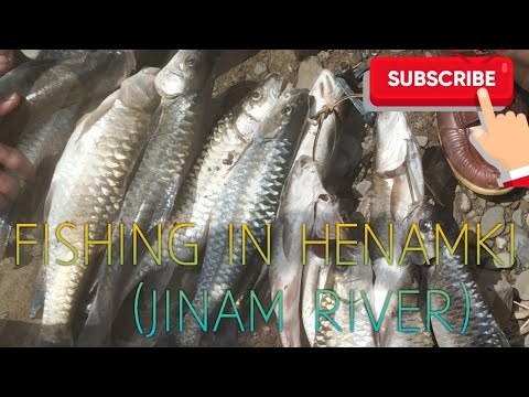 Fresh River Fishing In Simple Angling Method || Village Life || Northeast || Assam || India.