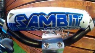 Электросамокат с сиденьем Sambit Hammer 1600w. Обзор Voltreco.ru 2016