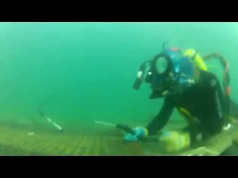Underwater Welding Nuclear Power Plant (NEDCON Intl.)