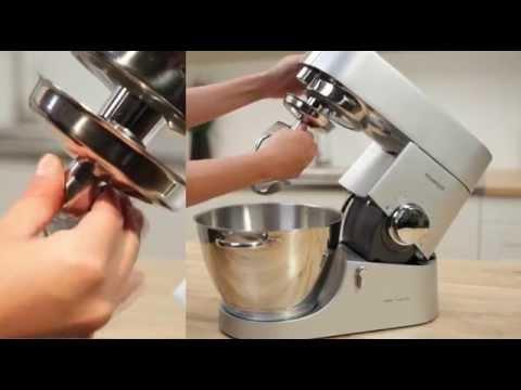 Full film Kenwood Chef Titanium Kitchen Machine