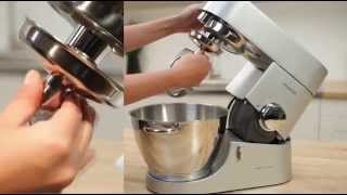 Full film Kenwood Chef Titanium Kitchen Machine
