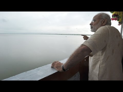 PM Modi inaugurates first phase of SAUNI project in Jamnagar