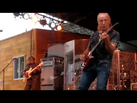Mark Farner's American Band 'The Railroad' at Wisconsin State Fairgrounds Sept 29th 2018