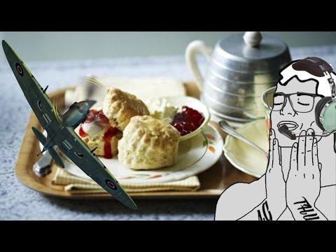 British Breakfast with WarThunder