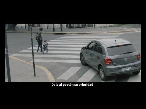 campaña peaton