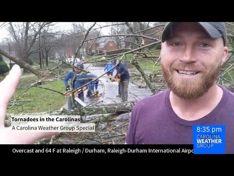 tornadoes-in-the-carolinas,-plus-national-weather-service-turns-150!-#ncwx-#scwx