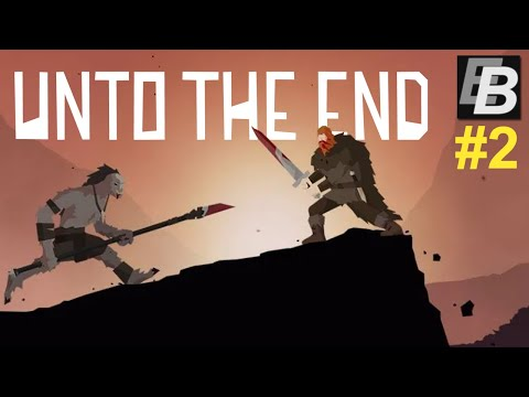 Unto the End gameplay - Challenging, Souls-like Melee Platformer (via Twitch)