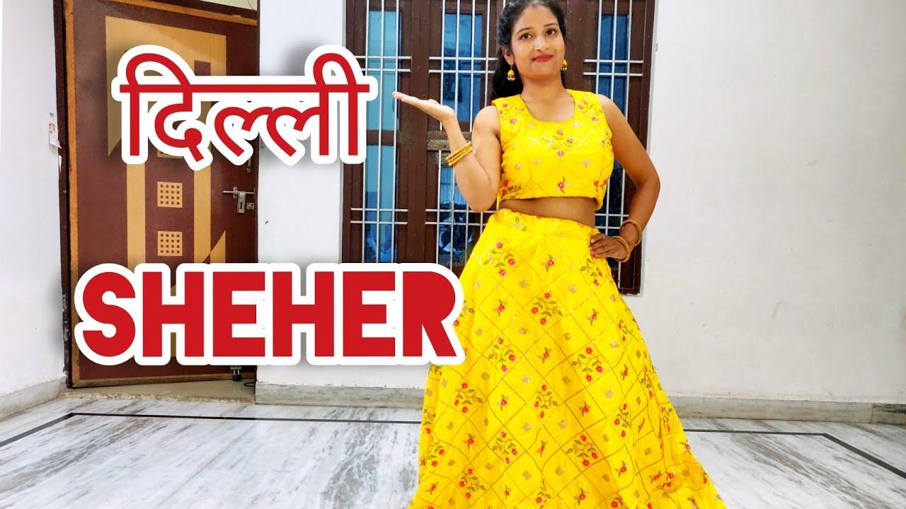 Download Delhi Sheher | Renuka Panwar New Song | Kanishka Talent Hub |  New Haryanvi Song | Dance Video |