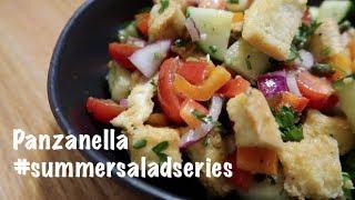 Panzanella #summersaladseries (vegan!)