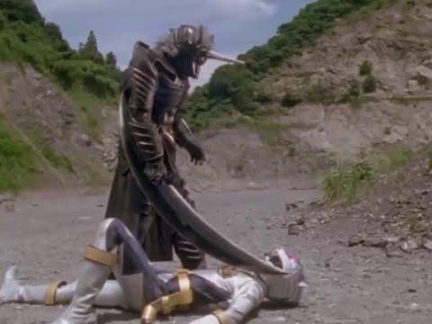 Power Ranger Fuerza Salvaje | Lunar Wolf...
