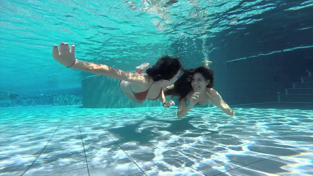 Acquaworld  Il primo parco acquatico al coperto in Italia  YouTube