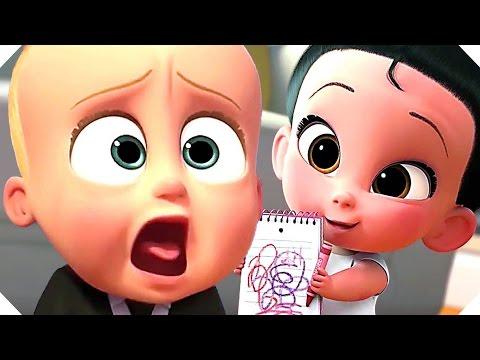 BABY BOSS : Tous les Extraits du Film ! (Animation, 2017)