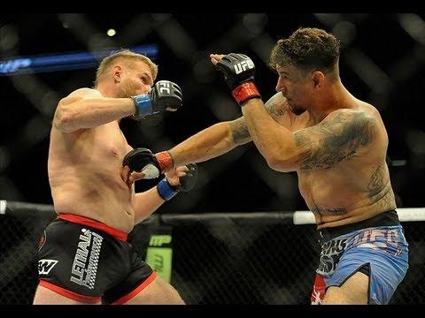 UFC 164: Josh Barnett versus Frank Mir FULL FIGHT Trailer ...