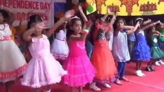 2015 INDEPENDENCE DAY DANCE BY UKG STUDENTS