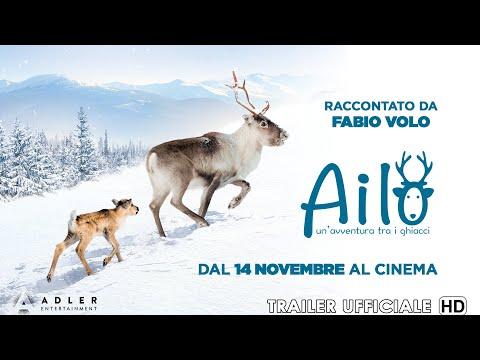 Ailo Un'avventura tra i ghiacci - Trailer Italiano