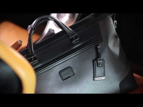 Introducing CFX - A Collection of Soft Carbon Fiber Travel Bags and Accessories