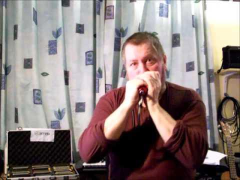 Georgia on my mind - diatonic harmonica - YouTube