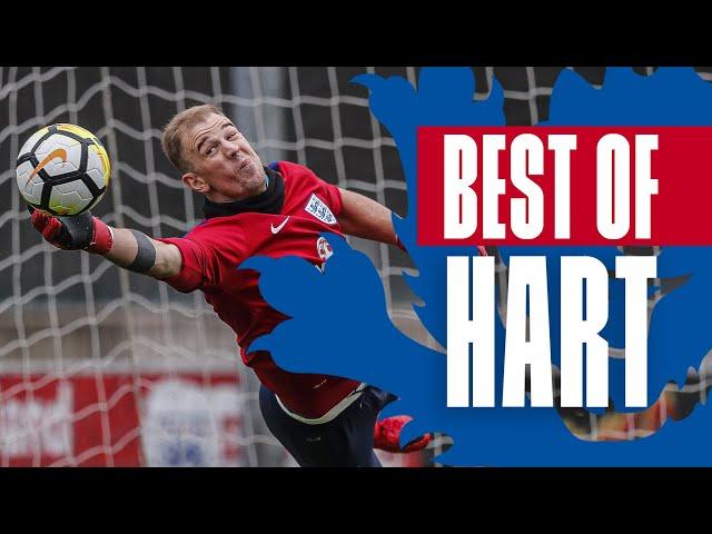 Best of Joe Hart   Inside Training
