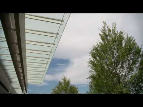 Renzo Piano's Glass Roof for the Kimbell Art Museum HD