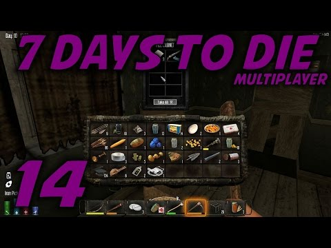 7 Days to Die Alpha 12 Husband & Wife Multiplayer / Let