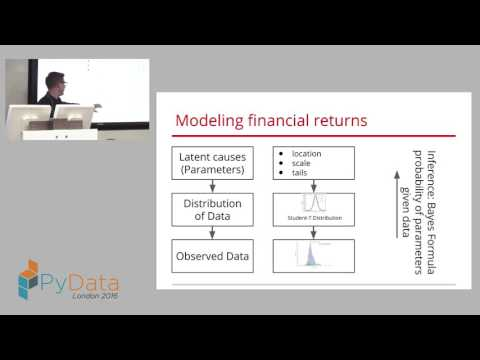 Thomas Wiecki - Probablistic Programming Data Science with PyMC3