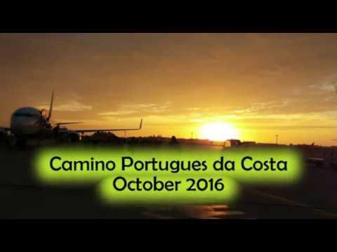 Camino Portugues da Costa Oktober 2016 Portugiesischer Jakobsweg
