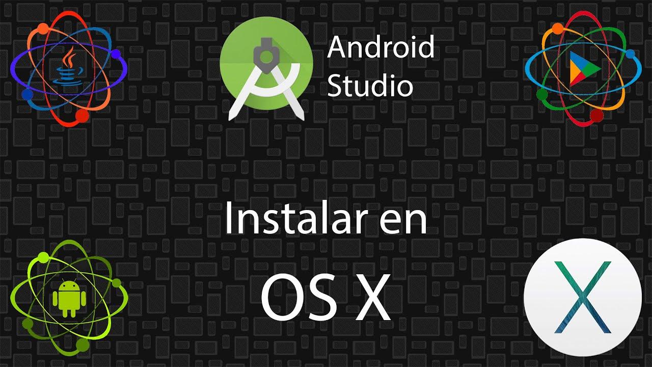 tutorial instalar android studio en mac os x yosemite fix java se 6 youtube