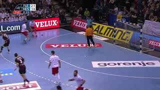 Ivan Matskevich against SG Flensburg