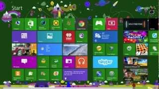 Windows 8 tips & tricks basic user skills