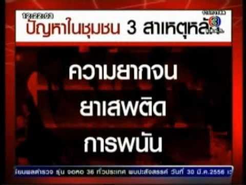 ปัญหาการพนันในสังคมไทย